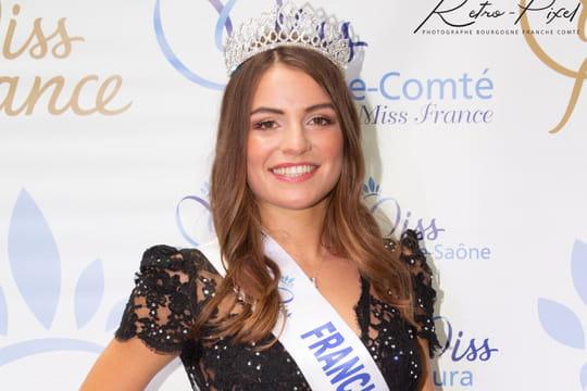 Miss Franche-Comté 2020: qui est Coralie Gandelin?