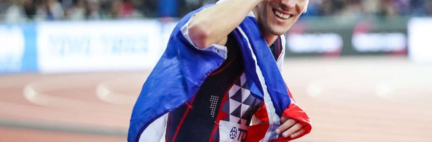 Pierre-Ambroise Bosse: son improbable interview après sa victoire au 800m