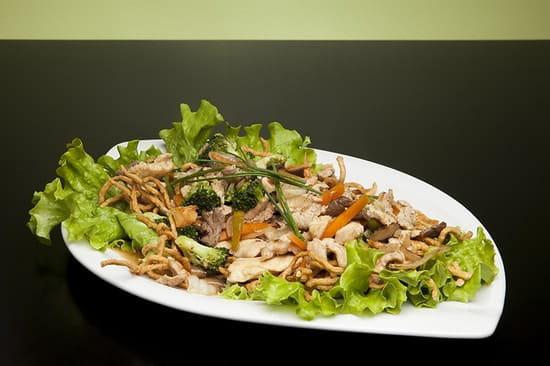 Tamtam Saigon  - TAM TAM SAIGON - restaurant Vietnamien Bordeaux - Mi Xao - pâtes croquantes sautées au porc, poulet  -   © Square Eyes Picture