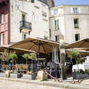 Restaurant : Les Flots  - Terrasse - Les Flots -   © Edouard Nguyen
