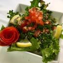 Restaurant : Le Cèdre  - Le Cedre restaurant libanais a Nice taboulet -   © restaurant le cedre