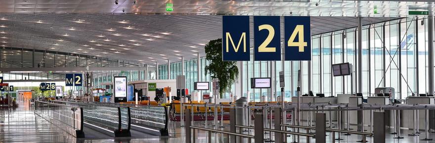 Aéroport de Roissy: quels sont les terminaux fermés à cause du terminaux?