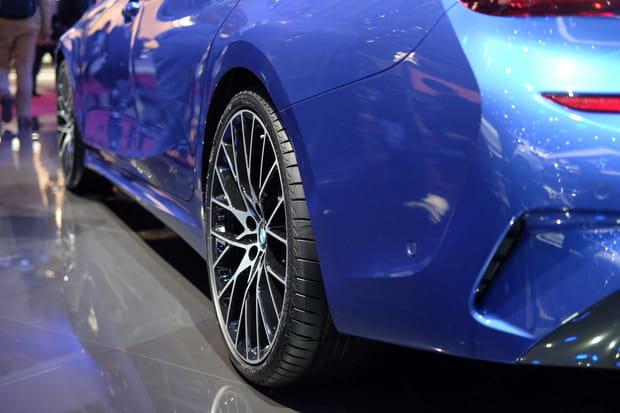 Quelles dimensions pour cette nouvelle BMW Série 3?