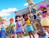 Lego Friends : cinq filles en mission : Le grand prix