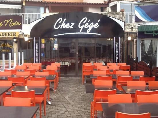 Chez Gege  - Terrasse -