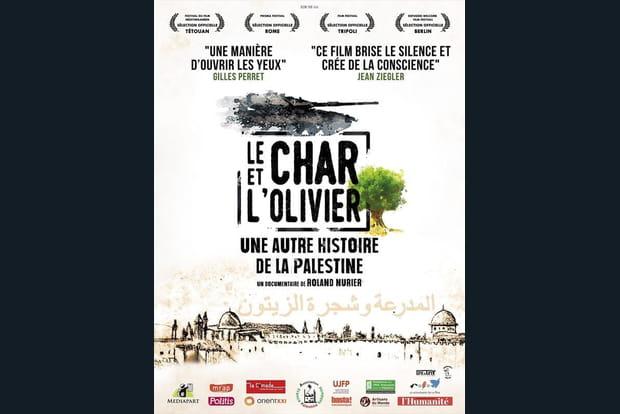 Le Char et l'Olivier, une autre histoire de la Palestine - Photo 1