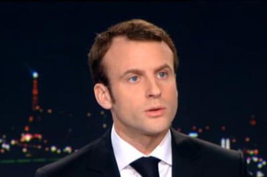 Emmanuel Macron: unétudiant peu brillant enéconomie?