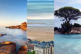 Quelles régions possèdent les plages les plus propres ?