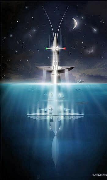 des aquanautes pourront mener des expériences en immersion totale.