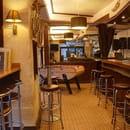 Bistrot Favart  - Le bar -