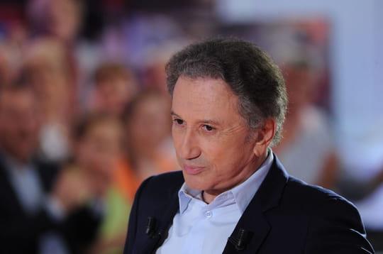 Michel Drucker : il prépare son one man show, un concurrent de Gad Elmaleh ?