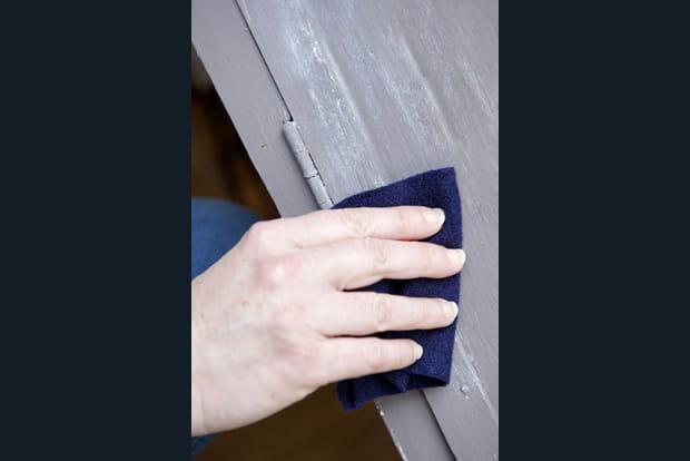Lustrer l'armoire