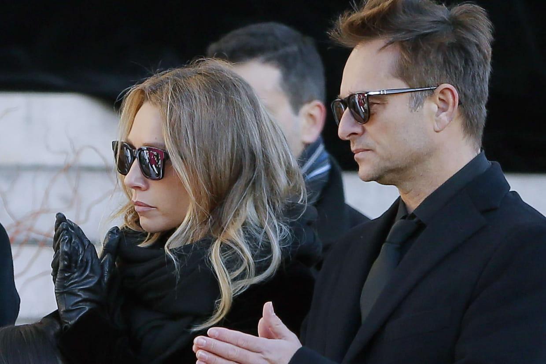 Une médiation discrète pour régler la querelle familiale — Succession de Johnny