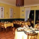 La Petite Cour  - la salle de restaurant -