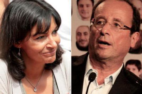 Julie Gayet, Anne Hidalgo: Hollande cerné par lesrumeurs