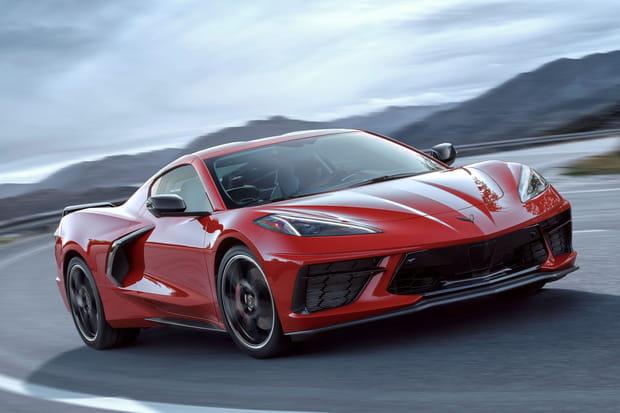 La nouvelle Corvette enfin dévoilée