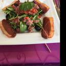 Entrée : L'Art des Mets  - Salade de gésiers -
