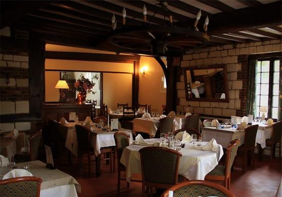 L'Auberge du Gros Tilleul  - restaurant -   © Nathalie Beugé
