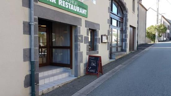 Restaurant : Auberge de saint angel
