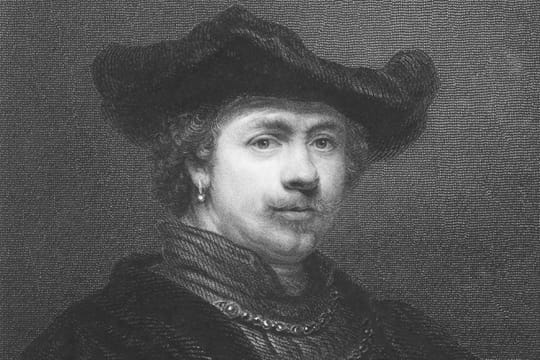 """Rembrandt: biographie courte du peintre de la """"Ronde de nuit"""""""
