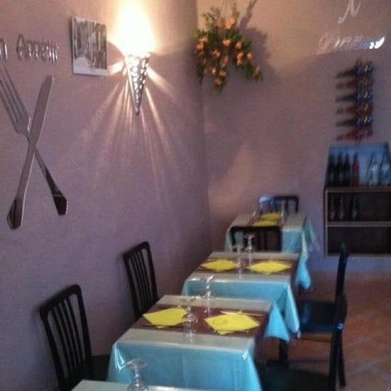 Restaurant : A piazza  - Salle de restaurant  -