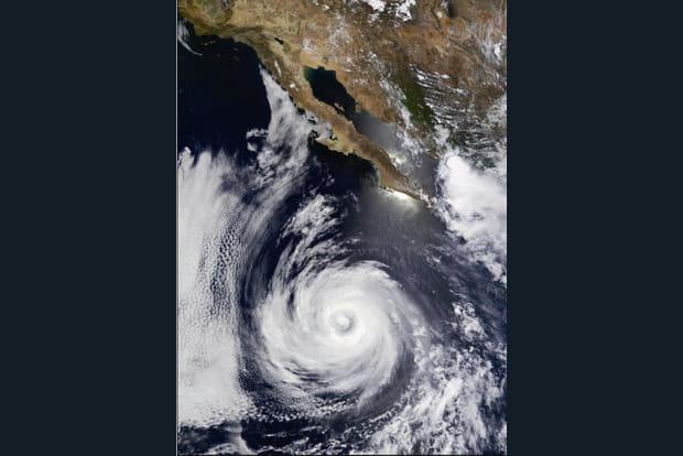 Œil du cyclone