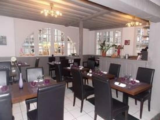 Hotel Restaurant le Normand  - salle de restaurant -