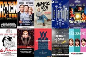 Les 10meilleures pièces de théâtre de la rentrée 2018à Paris
