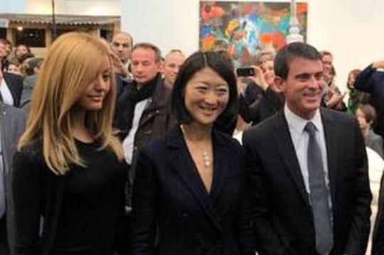 Manuel Valls: avec Zahia, unmoment degêne palpable [VIDÉO]