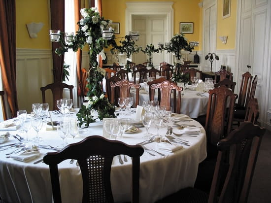 Domaine du Breuil Cognac  - Banquet au Domaine du Breuil -   © luc marmain