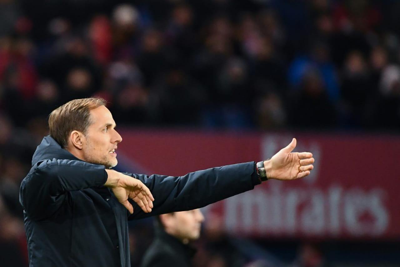 Ligue des champions: le PSG se prépare au grandez-vous de Manchester sans Neymar