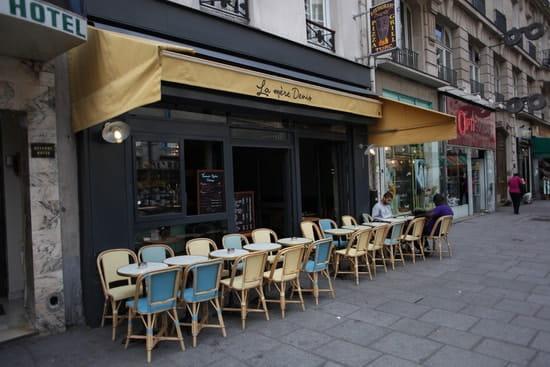 La Mère Denis  - Restaurant La Mère Denis - La terrasse -   © Restaurant La Mère Denis