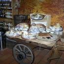 Laiterie du Col Bayard  - le chariot de fromage -