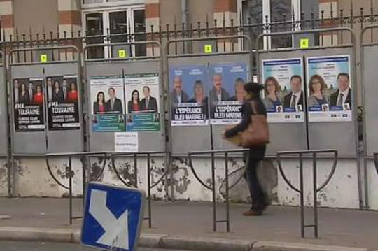 Résultats des départementales: derniers sondages avant dimanche