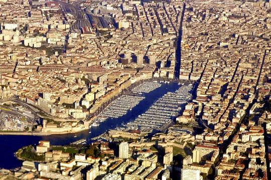 La Canebière, emblème de Marseille