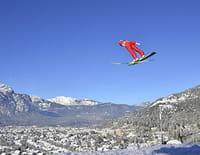 Saut à ski - Tournée des 4 tremplins