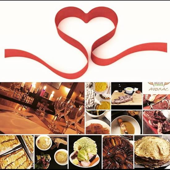 Restaurant : Le Petit Montmartre  - St Valentin -   © oui