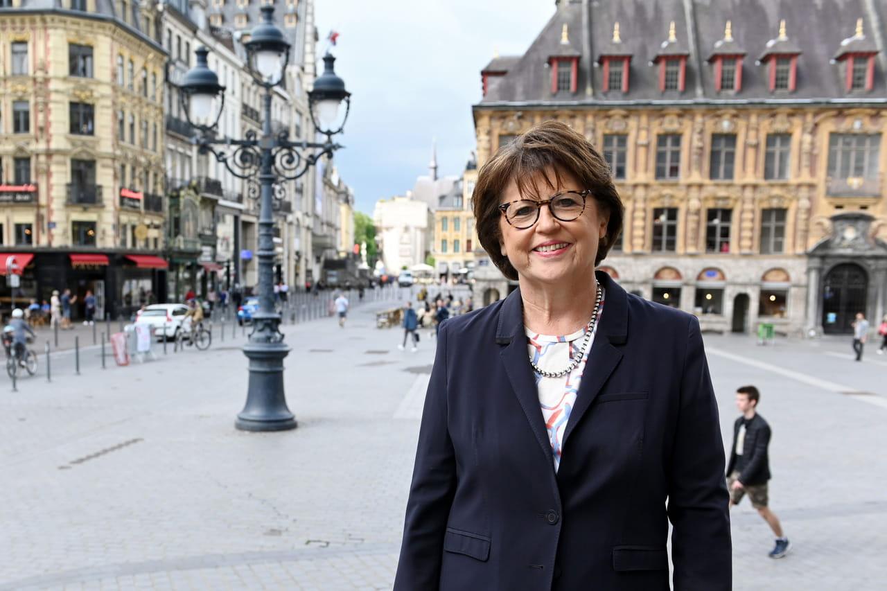 Résultat de Martine Aubry aux municipales de Lille: finalement en tête! Les dernières infos et scores
