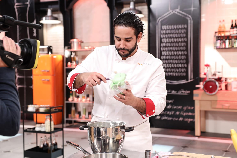 """Mohamed Cheikh gagnant de Top Chef2021: """"C'est un rêve qui se réalise"""" [Interview]"""