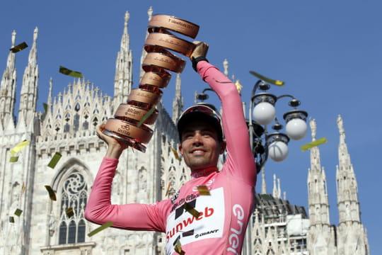 Classement Giro 2017: Dumoulin vainqueur, Pinot 4e