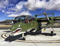 Les combattants du ciel : Le OV-10 Bronco