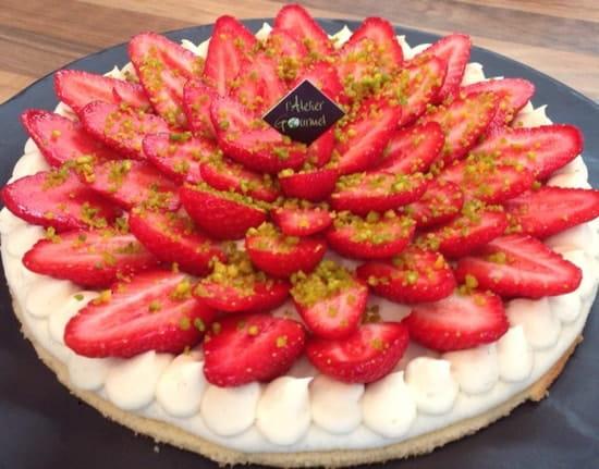 Dessert : Le Comptoir de l'Atelier Gourmet