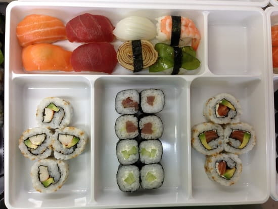 I Love Sushi  - Duo 24 pieces -   © I love sushi