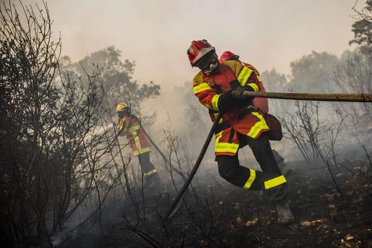Incendie: plusieurs suspects arrêtés