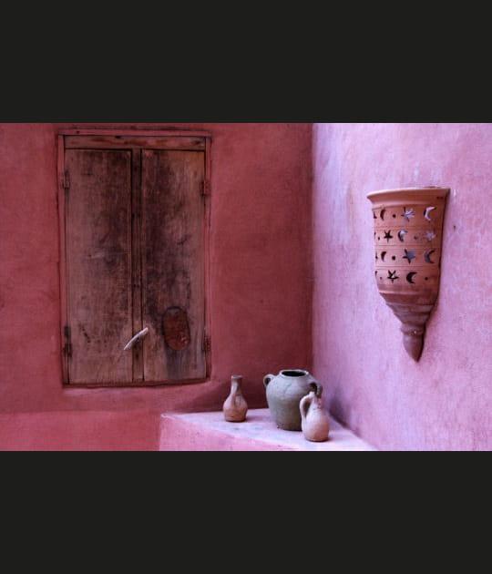 Nature morte au Maroc