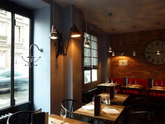 L'Atelier Nieuport  - Salle 2 du restaurant -   © Daphné