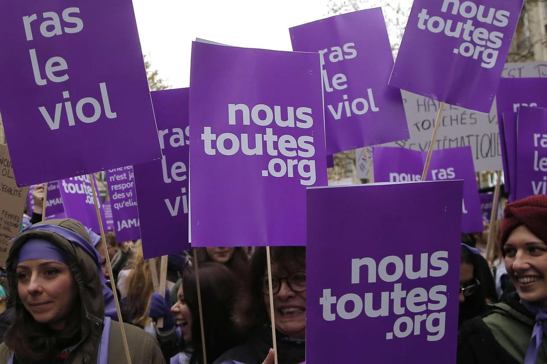 2cebe07cf5f6f7 Journée des droits des femmes [Direct] :