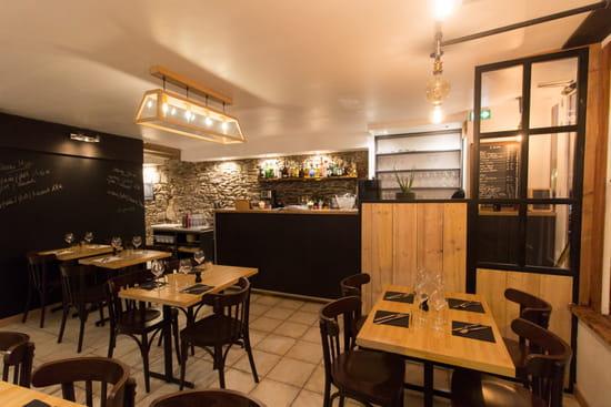 Restaurant : A L'Ardoise  - salle -   © nc