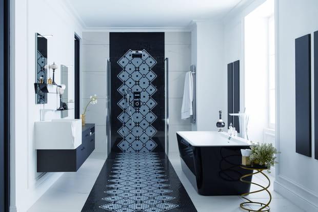 Sélection : des belles douches à l\'italienne pour la salle de bains