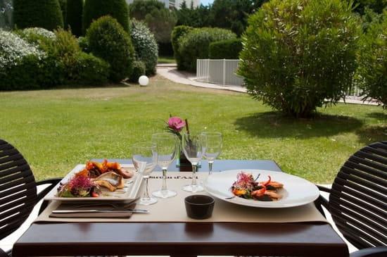Le Jardin d'Axel  - Terrasse -